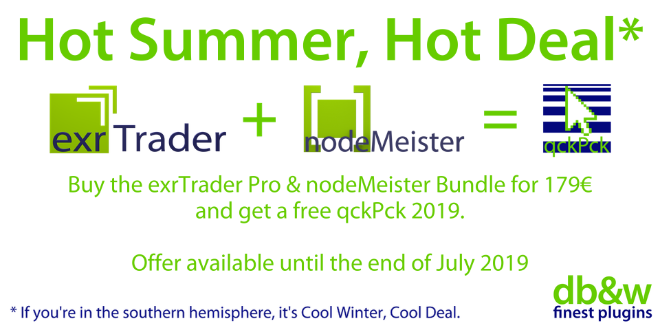Hot Summer, Hot Deal